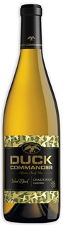 Duck Commander Chardonnay Wood Duck 2013 750ml - Case of 12